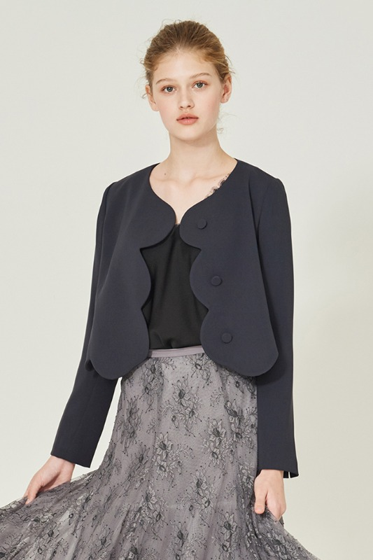 Ami Jacket (dark grey)