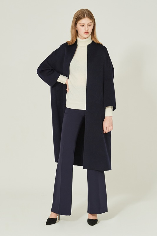 Man Ray Coat (black, navy)