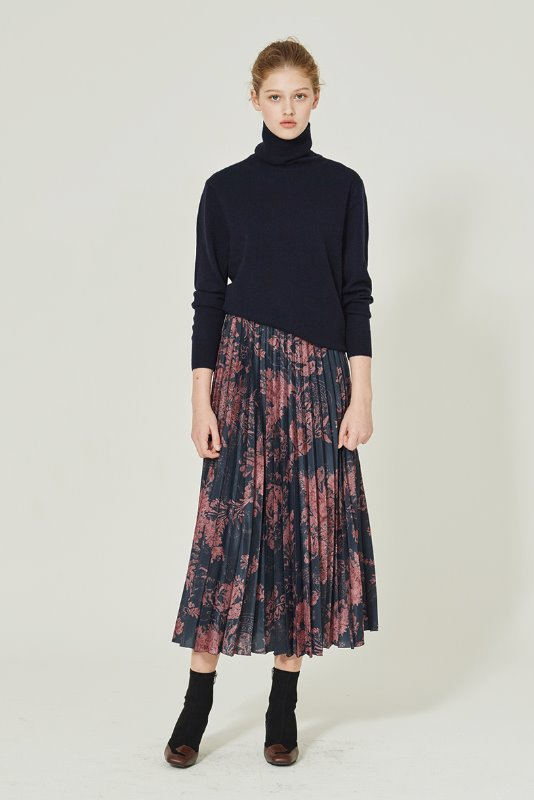 Alisha Pleated Skirt