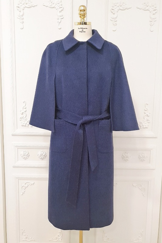 Eugenny's Classic Cape-Coat (navy)