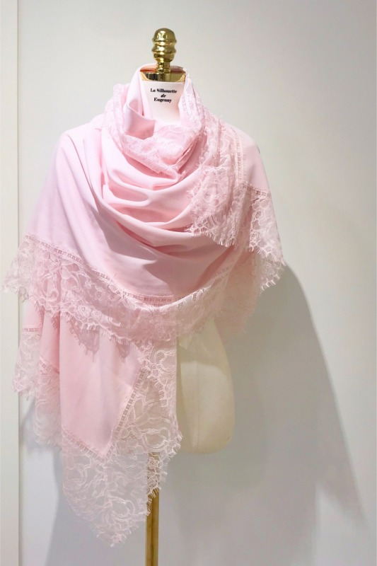 Lace Scarf (4 Color)
